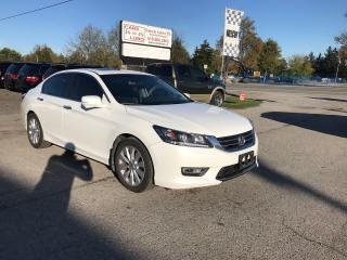 Used 2013 Honda Accord EX-L for sale in Komoka, ON
