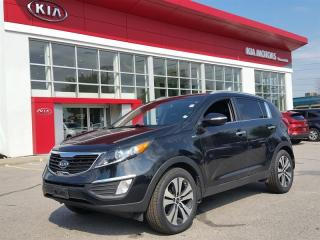 Used 2012 Kia Sportage EX for sale in Newmarket, ON