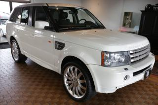 Used 2006 Land Rover Range Rover Sport 4dr Wgn SC for sale in New Westminster, BC
