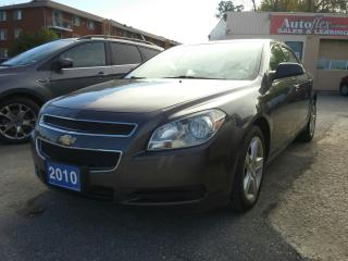 Used 2010 Chevrolet Malibu for sale in Orillia, ON
