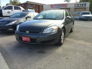 Used 2011 Chevrolet Impala LS for sale in Orillia, ON
