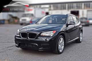 Used 2014 BMW X1 xDrive28i | M-SPORT|ONEOWNER|ACCIDENT FREE for sale in North York, ON