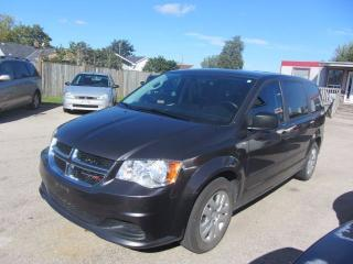 Used 2016 Dodge Grand Caravan CANADA VALUE PACKAGE for sale in Hamilton, ON