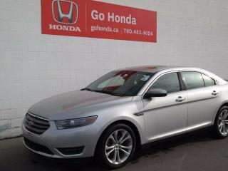 Used 2013 Ford Taurus SEL, AWD, LEATHER for sale in Edmonton, AB