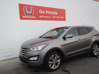 Used 2013 Hyundai Santa Fe Sport 2.0T LIMITIE, NAVI for sale in Edmonton, AB