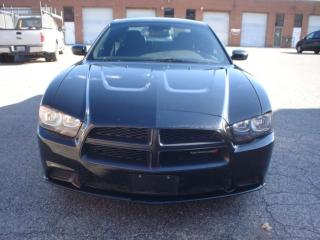 Used 2014 Dodge Charger 5.7,HEMI,EX-POLICE for sale in Mississauga, ON