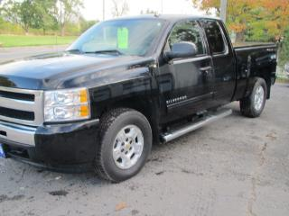 Used 2009 Chevrolet Silverado 1500 WORK TRUCK EXT. CAB for sale in Brockville, ON