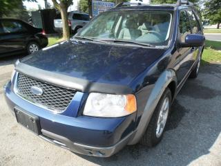Used 2006 Ford Freestyle SEL for sale in Ajax, ON