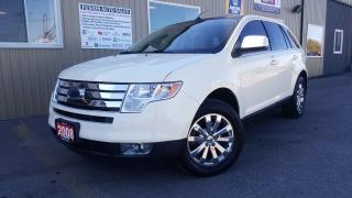 Used 2008 Ford Edge Limited-AWD-LEATHER-PWR SUNROOF-HEATED SEATS for sale in Tilbury, ON