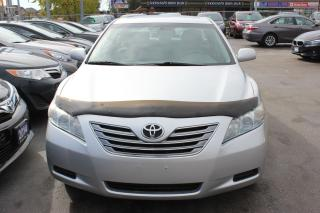 Used 2009 Toyota Camry LE Hybrid Sunroof Bluetooth for sale in Brampton, ON