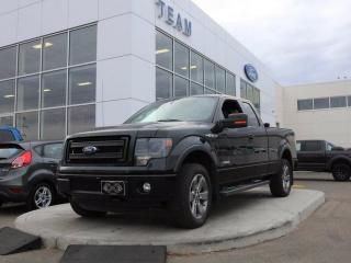 Used 2013 Ford F-150 FX4 4x4 SuperCab 6.5 ft. box 145 in. WB for sale in Edmonton, AB
