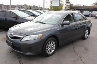 Used 2010 Toyota Camry LE Hybrid Sunroof Bluetooth for sale in Brampton, ON