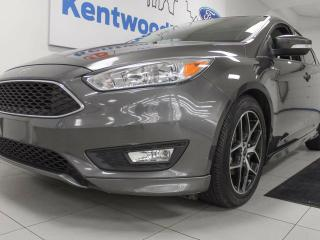 Used 2015 Ford Focus SE- sunroof? Heated seats? Heated steering wheel? HECK YA! for sale in Edmonton, AB