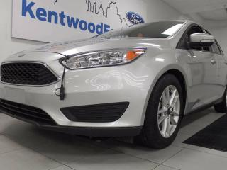 Used 2015 Ford Focus Manual SE with heated seats and steering wheel and a back up cam to make life just a bit easier for sale in Edmonton, AB