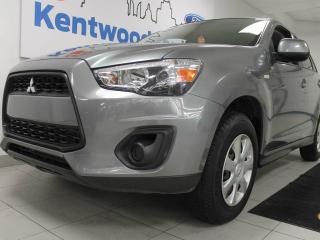 Used 2015 Mitsubishi RVR RVR 5-SPD manual ready to take on the world for sale in Edmonton, AB