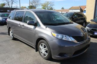 Used 2014 Toyota Sienna LE 8 Passenger Power doors for sale in Brampton, ON