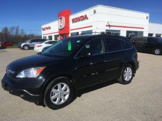 Used 2009 Honda CR-V EX-L NAVI for sale in Smiths Falls, ON