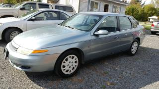 Used 2002 Saturn L200 for sale in Kars, ON
