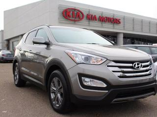 Used 2016 Hyundai Santa Fe Sport SPORT, HEATED WHEEL, HEATED SEATS, HEATED REAR SEATS, AUX/USB, XM RADIO, BLUETOOTH for sale in Edmonton, AB