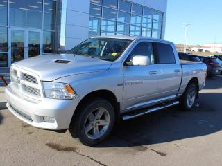 Used 2011 Dodge Ram 1500 Sport 4x4 Crew Cab 140 in. WB for sale in Peace River, AB