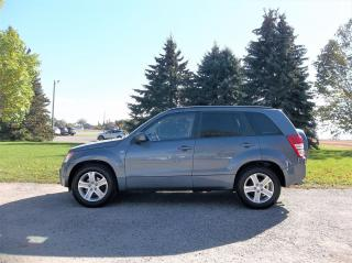 Used 2008 Suzuki Grand Vitara Luxury V6 for sale in Thornton, ON
