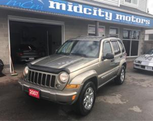 Used 2007 Jeep Liberty Sport for sale in Niagara Falls, ON