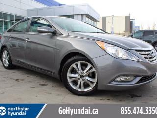 Used 2013 Hyundai Sonata LIMITED for sale in Edmonton, AB