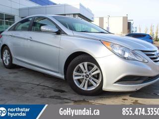 Used 2014 Hyundai Sonata GL for sale in Edmonton, AB
