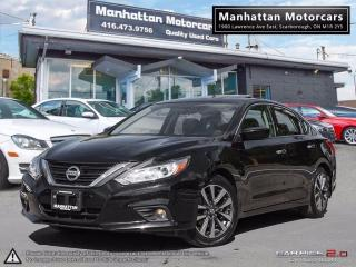 Used 2016 Nissan Altima 2.5 SV  CAMERA WARRANTY BLUETOOTH ALLOY ROOF for sale in Scarborough, ON