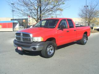 Used 2002 Dodge Ram 1500 4X4 CREW CAB for sale in York, ON