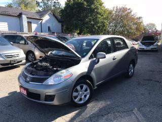 Used 2008 Nissan Versa 1.8 SL for sale in Cambridge, ON