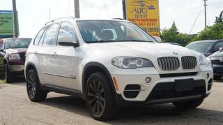 Used 2012 BMW X5 35D, Navi, Rear Camera for sale in North York, ON