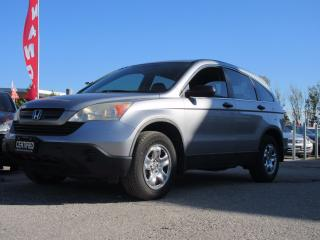 Used 2008 Honda CR-V LX AWD / ACCIDENT FREE/ LOCAL GTA VEHICLE for sale in Newmarket, ON