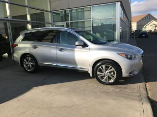 Used 2013 Infiniti JX35 Base for sale in Edmonton, AB