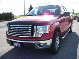 Used 2010 Ford F-150 XTR Super Cab 4x4 for sale in Stratford, ON