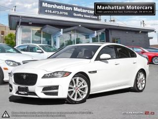 Used 2017 Jaguar XF AWD 35t R-SPORT |NAV|CAM|ROOF|BLINDSPOT|WARRANTY for sale in Scarborough, ON