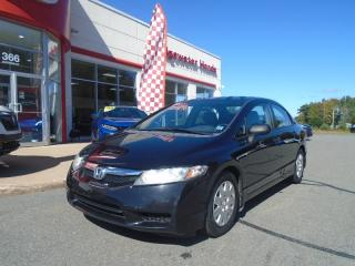 Used 2010 Honda Civic DX-A for sale in Bridgewater, NS