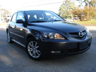 Used 2007 Mazda MAZDA3 GS for sale in Mississauga, ON