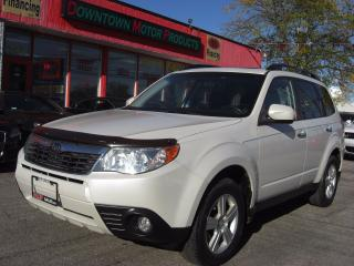 Used 2009 Subaru Forester 2.5X w/Premium Pkg AWD for sale in London, ON