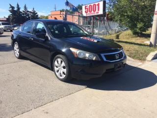 Used 2008 Honda Accord EXL,AUTO,4CYL,NAVIG,SAFETY+3YEARS WARRANTY INCLUDE for sale in North York, ON
