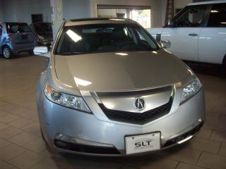 Used 2010 Acura TL Leather for sale in Markham, ON