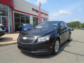 Used 2014 Chevrolet Cruze 1LT for sale in Bridgewater, NS
