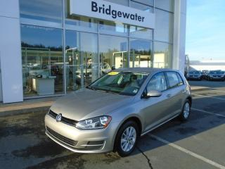 Used 2017 Volkswagen Golf TRENDLINE for sale in Hebbville, NS