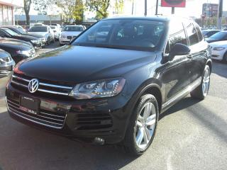 Used 2014 Volkswagen Touareg V6 Highline 4WD for sale in London, ON