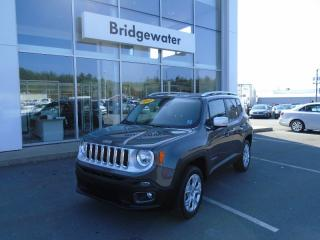 Used 2017 Jeep Renegade Limited for sale in Hebbville, NS