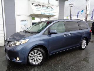 Used 2015 Toyota Sienna XLE AWD, Nav, Leather, Sunroof, 7 Pass. for sale in Langley, BC