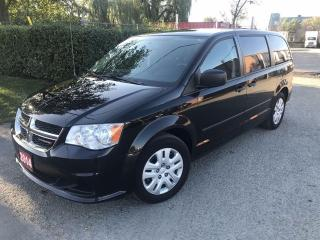Used 2014 Dodge Grand Caravan SE for sale in Brampton, ON