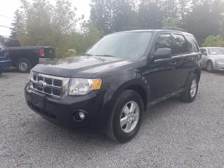 Used 2010 Ford Escape XLT LEATHER SUNROOF LOADED AWD for sale in Gormley, ON