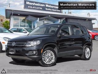 Used 2016 Volkswagen Tiguan SE 4MOTION |BLUETOOTH|CAMERA|ONLY 47000KM for sale in Scarborough, ON