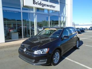 Used 2016 Volkswagen Golf TRENDLINE for sale in Hebbville, NS